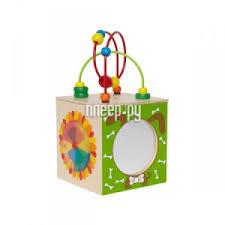 Купить <b>Развивающая игрушка Hape Активный</b> куб Е1802 по ...