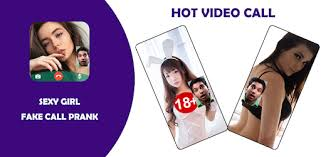 <b>sexy girl</b> video call simulation fake chat - Apps on Google Play