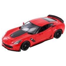 «Welly Игрушка модель <b>машины</b> 1:38 Chevrolet Corvet Z06 ...