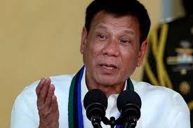 الصين  - رئيس الفلبين دوتيرتي : لست بحاجة لعقد تحالفات مع دول أخرى