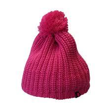 <b>Шапка Ogso</b> Pink Pom Beanie - купить со скидкой - SPORT-LIST ...