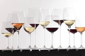 Выбираем правильные <b>бокалы для вина</b>