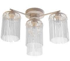 <b>Потолочная люстра Toplight</b> Ursula TL7170X-04WG — купить в ...