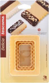 "<b>Формочки</b> для вырезания печенья <b>Tescoma</b> ""<b>Delicia</b> ..."
