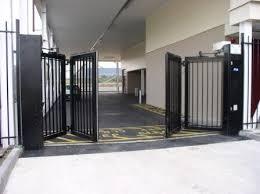 desain pintu gerbang lipat: Pintu lipat