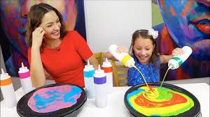 Блинный Челлендж на 8 <b>Марта</b> Что Устроила Вика Pancake Art ...