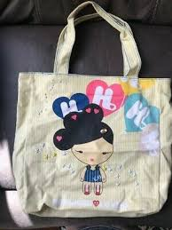 <b>Harajuku Lovers</b> Gwen - <b>Super</b> KAWAII Tote Bag Handbag ...