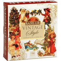 Подарочный набор <b>Basilur Vintage Assorted ассорти</b> в пакетиках ...