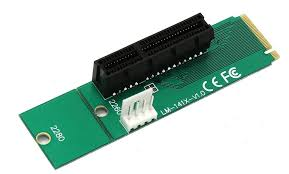 <b>Аксессуар Адаптер Espada</b> Riser Card M2 to PCI e x4 EM2 PCIE ...