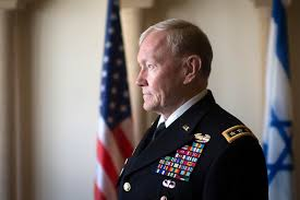 u s department of defense photo essay u s army gen martin e dempsey chairman of the joint chiefs of staff pauses before a meeting i defense forces leadership in jeru m