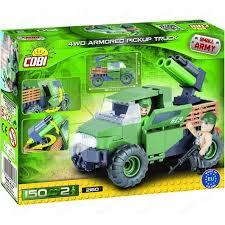 Армейский Пикап Armored <b>Pickup Truck</b> 4Wd <b>Cobi</b> 2160 ...