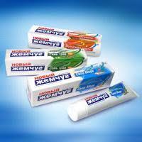 Отзывы о <b>Зубная паста Новый Жемчуг</b>