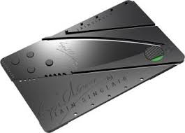 PackNBuy Cardsharp Sinclair Original Cardsharp <b>Credit Card</b> Sized ...