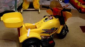 установка 12 вольтовой АКБ на <b>детский</b> электромотоцикл ...