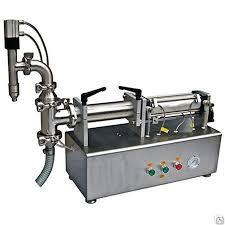 <b>Настольный поршневой дозатор для</b> жидких продуктов LPF-500T ...