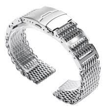 Buy 24mm <b>mesh watch band</b> and get free shipping on AliExpress.com