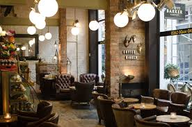 just like any other british high street central cardiff is saturated with coffee shops more so than any other type of food establishment barker furniture
