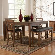 room fascinating counter height table:  dining table counter height dining table with bench pub height dining table pub height dining