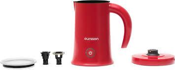 <b>Вспениватель молока Oursson MF2005/RD</b>, Red, цвет красный ...