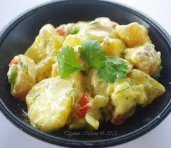Image result for vegan potato salad