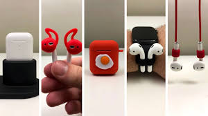 Top 5 <b>AirPod Accessories</b> [For AirPods 1 & 2] - YouTube