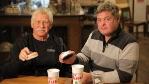 <b>Father</b>-<b>son</b> team allege Tim Hortons took their COVID-safe lid ...