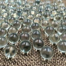 <b>2000pcs 6MM</b> glass ball usde Extra Hyaline Glass BB Bullets Ball ...