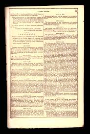 the missing th amendment an odd constitution story the whig almanac 1845