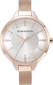 Наручные <b>часы Romanson</b> RM8A28LLR(WH) — купить в ...