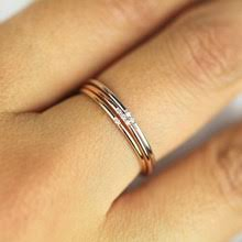 Best value Ring with One Stone – Great deals on Ring with One ...