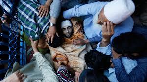 Image result for Kashmiri leader Burhan Wani PHOTO