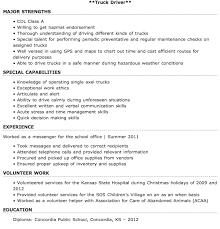 truck driver resume examples truck driver job description for resume dump truck driver job description
