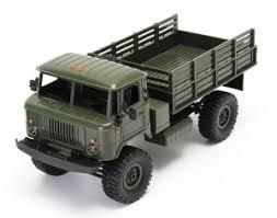 Радиоуправляемый военный грузовик WPL <b>Offroad Truck</b> 4WD KIT