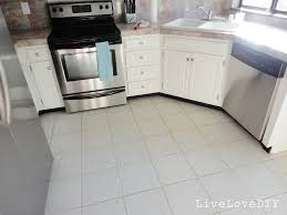 Large Floor Tiles For Kitchen Livelovediy How To Restore Dirty Tile Grout