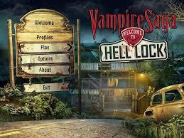 Сага о вампире. Добро пожаловать в <b>Hell Lock</b> / Vampire Saga 2 ...