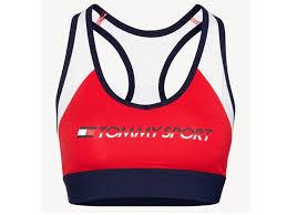 Женские <b>топ Tommy Hilfiger</b>, модель HT20022, цвет красный ...