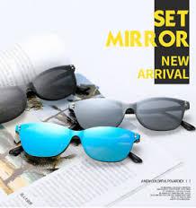 <b>Polarized Magnetic</b> Clip-on <b>Sunglasses</b> Mens Womens Eyeglass ...