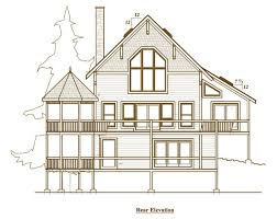 Timber Stead   Timber Frame Home Planstimber frame house plans