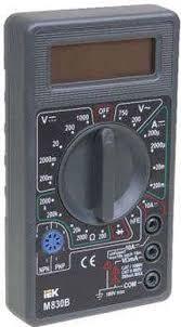 """<b>Мультиметр цифровой IEK</b> """"<b>Universal</b> M832"""" — купить в интернет ..."""