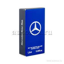 <b>Туалетная</b> вода Мужская <b>Mercedes</b>-<b>Benz</b> Perfume <b>Men</b>, 1,5мл ...