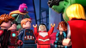 <b>LEGO Marvel Super Heroes</b>: <b>Avengers</b> Reassembled! | Netflix