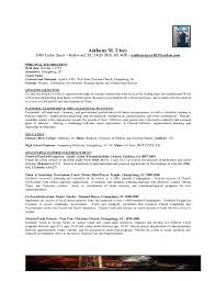 pastor resume anthony m utsey39s pastoral resume updated 7520151 anthony m sample pastoral resume sample resume for pastors