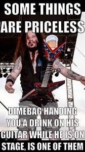 Dimebag Darrell | White Tower Musings via Relatably.com