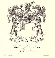 「the Royal Society of London」の画像検索結果