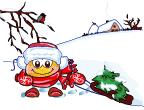 Картинки по запросу зимние анимашки
