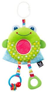 <b>Подвесная игрушка Benbat</b> On-the-Go <b>Toys</b> Лягушка (TT112 ...