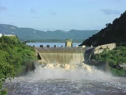 Resultado de imagem para  grandes barragens no rio poty no territorio cearense