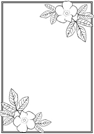 best photos of paper daisy flower template gerbera daisy black and white flower border templates
