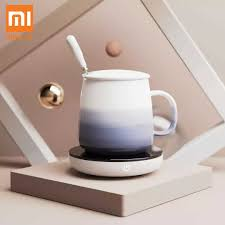 Xiaomi Rosou constant temperature <b>cup</b> mat induction switch ...