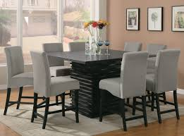 tall dining chairs counter: countertop tables and chairs counter high dining inspirations counter height dining room sets  piece counter